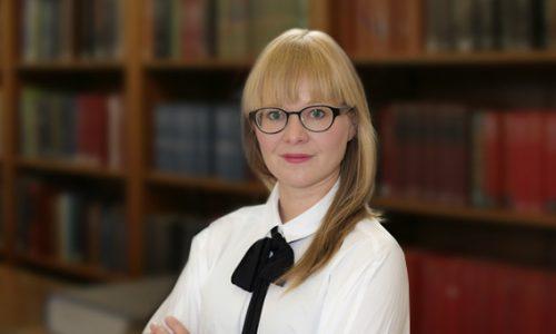 Martyna Miszczyk-Mazek Radca Prawny, właściciel Kancelaria Prawna OPTIMA